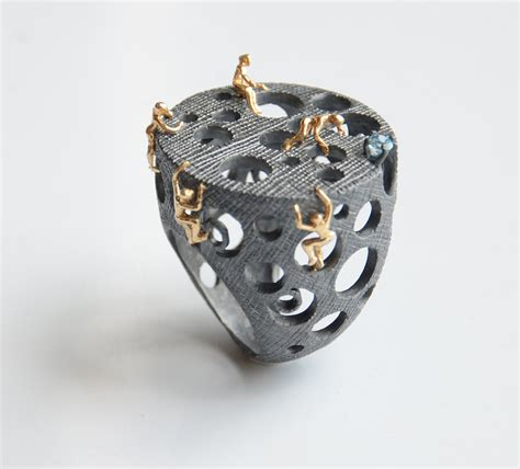 Handcrafted Rings - extraordinary handcrafted rings by selda okutan general