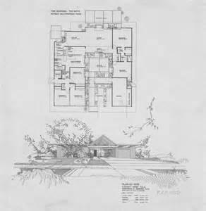 Eichler Floor Plans by Gallery For Gt Joseph Eichler Floor Plans