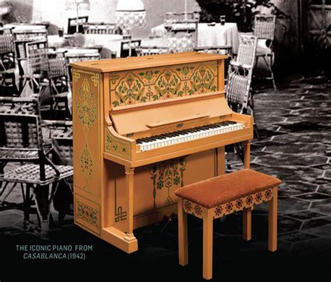 casa piani pianul din celebrul casablanca a fost v 226 ndut la