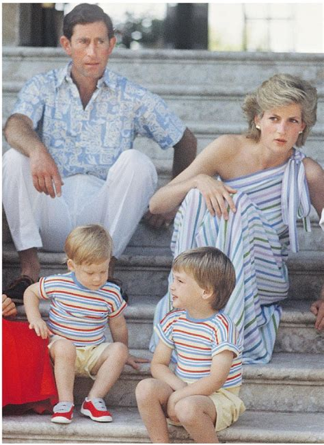 princess diana s children princess di our marriage went down the drain because