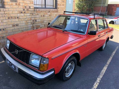 ebaynsw   dl manual red grey interior rust  radar oz volvo forums