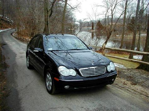Mercedes 2001 C320 by 2001 Mercedes C320 Road Test Carparts