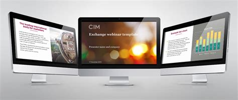 webinar powerpoint templates cim exchange webinar powerpoint template louis henwood