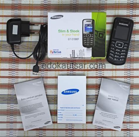 Baterai Hp Samsung Gt E1080f review hp murah samsung gt e1080f edo kautsar