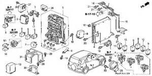 honda store 2003 crv unit cabin parts
