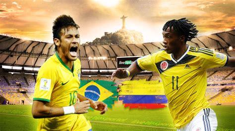 brazil đấu với colombia dự đo 225 n kết quả tỉ số brazil đấu