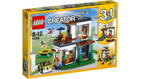 at jelita set blue 3in1 31068 modular modern home lego 174 creator products and