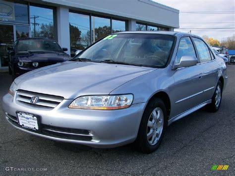 Honda Accord Se by 2002 Satin Silver Metallic Honda Accord Se Sedan 20660674