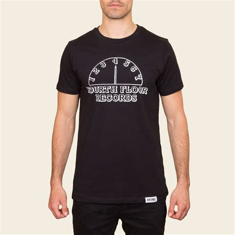 Fourth Floor Records by 4 To The Floor Presents Fourth Floor Records Vinyl T