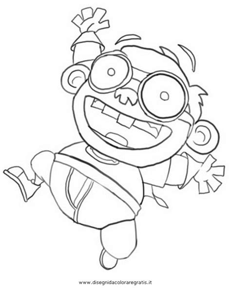 fanboy and chum chum coloring pages az coloring pages
