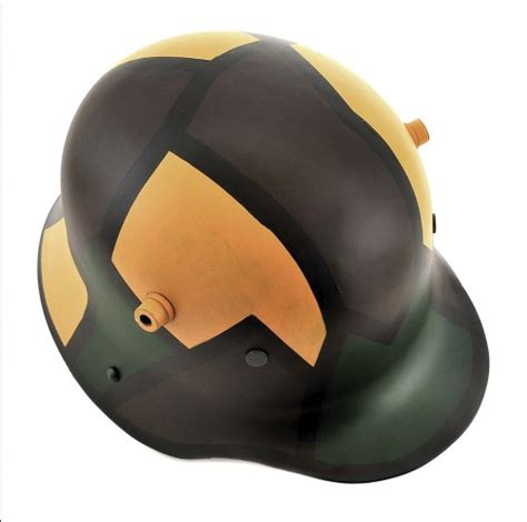 design of german helmet german m1916 helmet military issue