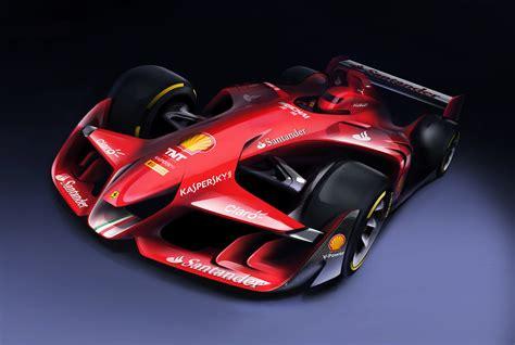 ferrari concept ferrari f1 2016 concept car