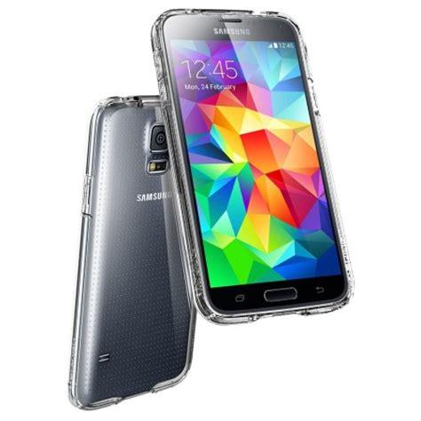 Spigen Sgp Ultra Fit For Samsung Galaxy S5 Oem Silver spigen ultra fit capsule for samsung galaxy s5 clear