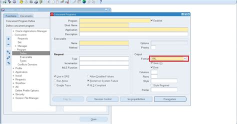 xml reports tutorial oracle apps my oracle world how to integrate an xml report with oracle