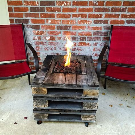 diy gas pit table 25 best ideas about pallet pit on outdoor pit table pallet ideas and