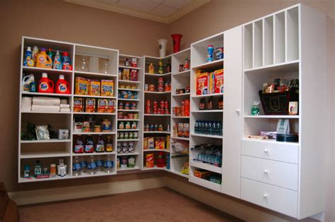Pantry Shelving Solutions Atlanta Pantry Storage Solutions Spacemakers Custom Closets
