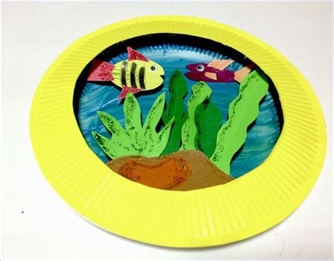 Paper Plate Arts And Crafts - 63 best images about things to wear on cheap