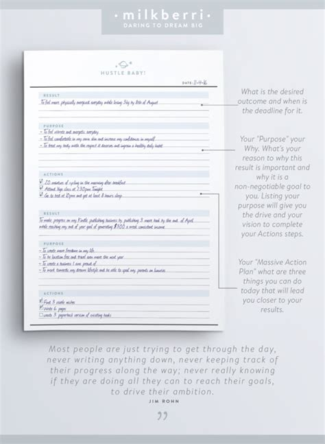 tony robbins rpm planner template tony robbins goal setting worksheet calleveryonedaveday