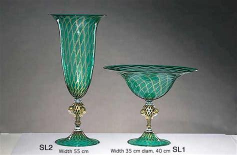 bicchieri veneziani produzione calici artigianali veneziani lavorazione vetro