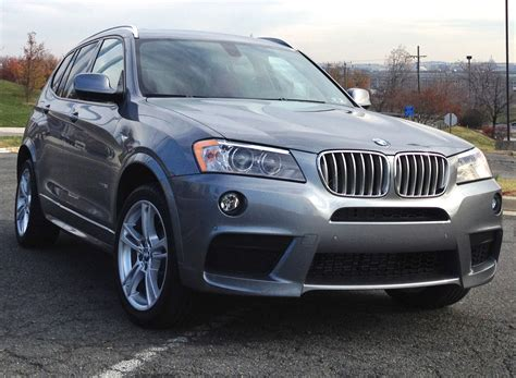 bmw x3 2013 update everyday living with the 2013 bmw x3 28i tflcar