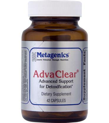 Advaclear Detox by Metagenics 174 Advaclear 42 Capsules