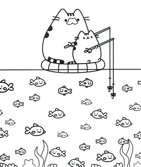 coloring pages for pusheen the cat pusheen coloring book pusheen pusheen the cat board