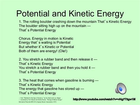 is light energy potential or kinetic northouse edu 653 energy sources powerpoint