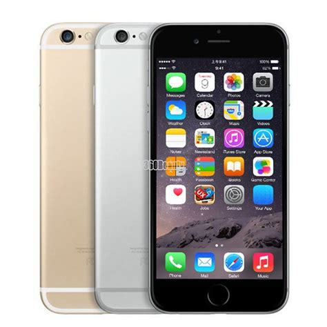 i iphone 6 apple iphone 6 16gb 64gb 128gb unlocked sim free smartphone ebay