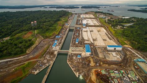 Photo Panama Canal by Panama Canal Construction News
