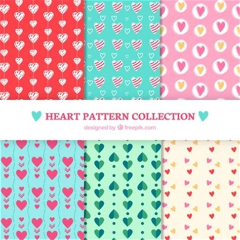 heart pattern download mp3 red hearts background vector free download