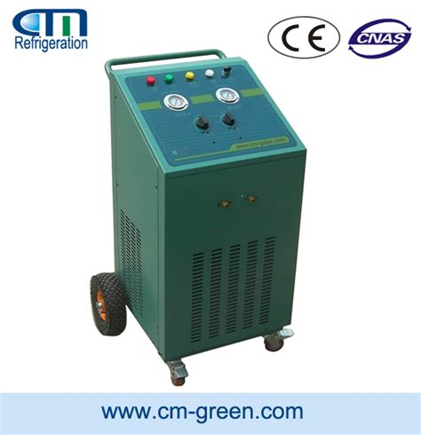 r134a r410a r22 air conditioning refrigerant recovery