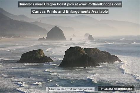 cannon beach rocks from ecola state park photo 5d0img66860