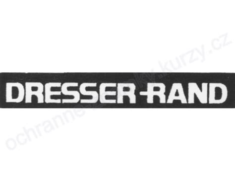 Dresser Rand Co by Dresser Rand Trademark Owner Dresser Rand Company