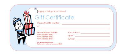 great gift ideas homemade gift certificates blogher