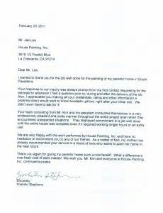House Painter Cover Letter by Painting Estimator Cover Letter