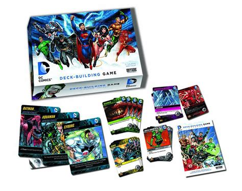 Dc Deck Building Card Templates by Dc Deck Building Cards Toys