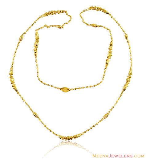 chain pattern in gold 22k fancy balls gold chain chfc15312 us 974 22kt