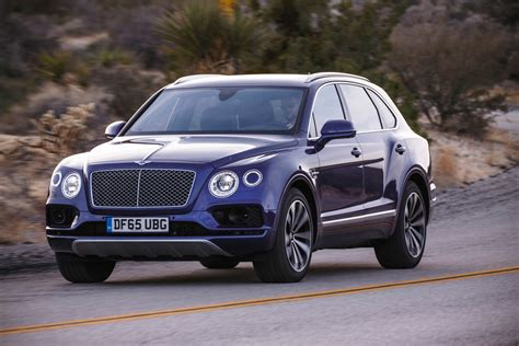 bentley bentayga 2016 bentley bentayga review gtspirit