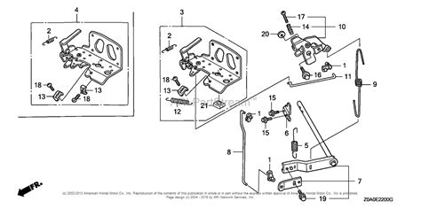 honda gxv530 parts diagram wiring diagrams wiring diagram