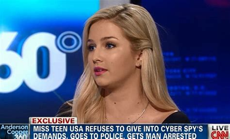 web cam teen miss teen usa cassidy wolf describes being watched through