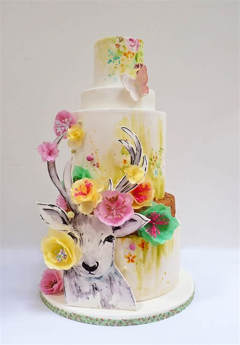 Auto Auf Kuchen Malen by Hand Painted Cake Inspiration And Ideas