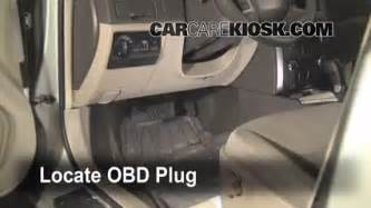 Ford Fusion Check Engine Light Engine Light Is On 2010 2012 Ford Fusion What To Do
