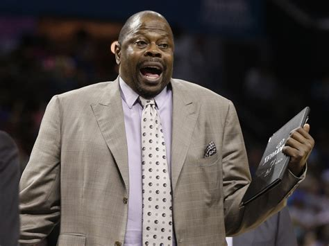 patrick ewing now back home at georgetown patrick ewing gets his chance