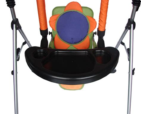 baby swing with detachable seat new baby child swing baby seat swinging feeding chair