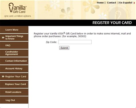 Register My Vanilla Gift Card - amazon payments meeting minimum spend and liquidating gift cards