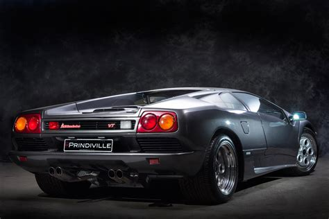 used lamborghini diablo used 1993 lamborghini diablo gt for sale in greater london