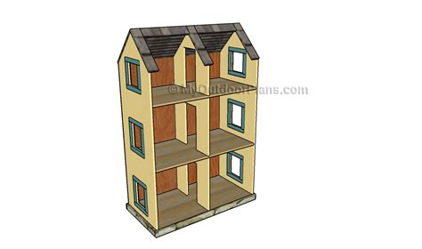 dollhouse plans  outdoor plans diy shed wooden