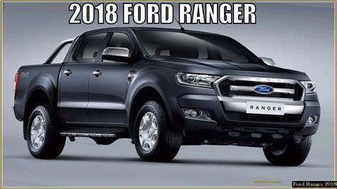 concept ranger ford ranger 2018 diesel wildtrak 4x4 concept