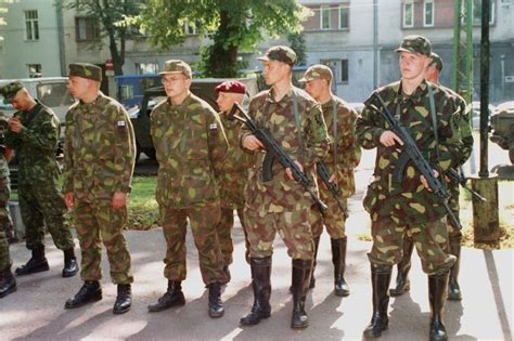 rubberboot action finnish soldiers proud to wear their uniform which