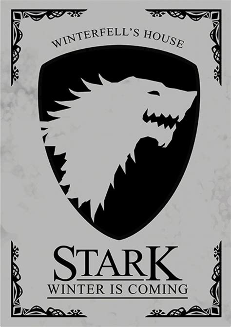 game of thrones house sayings 17 best ideas about house stark on pinterest game of thrones got quotes game of